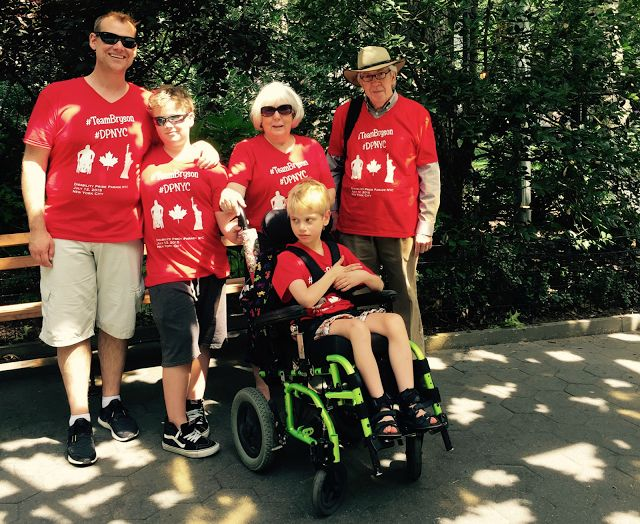 Special needs disability parenting BLOOM