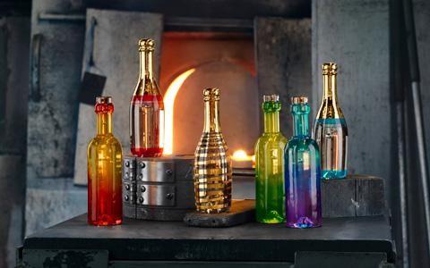 Dit vind ik het mooiste glaswerk van Kosta Boda en het heet Septum.