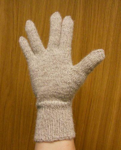 Fingerhandschuhe Teil 6