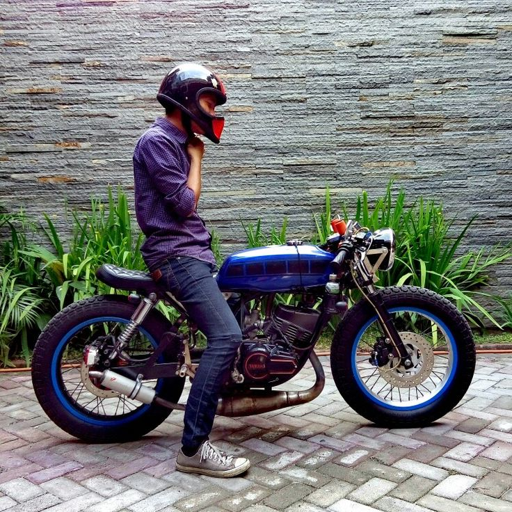 Another shoot of my RX King Caferacer