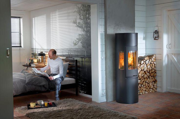 Contura 596 Style med støpejernsdør | Varmefag - spesialister på peiser og ovner.
