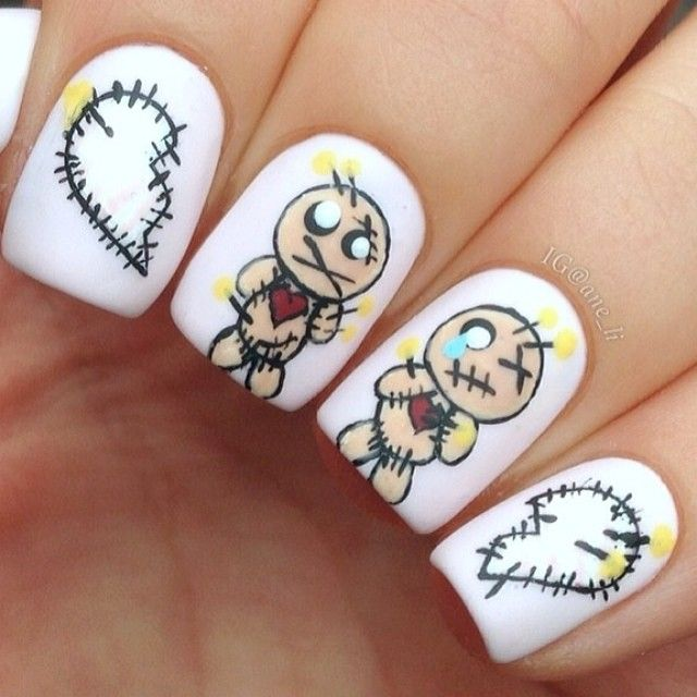 THE NAIL ART STORY - Instagram Profile - INK361
