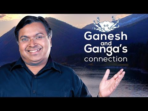What is the relationship between Ganesh and Ganga...