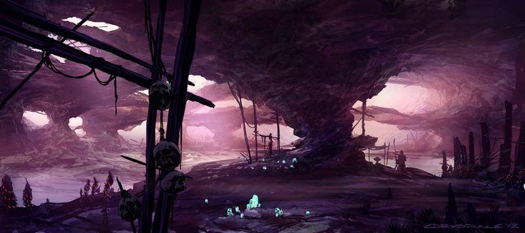 The Fianna Caves
