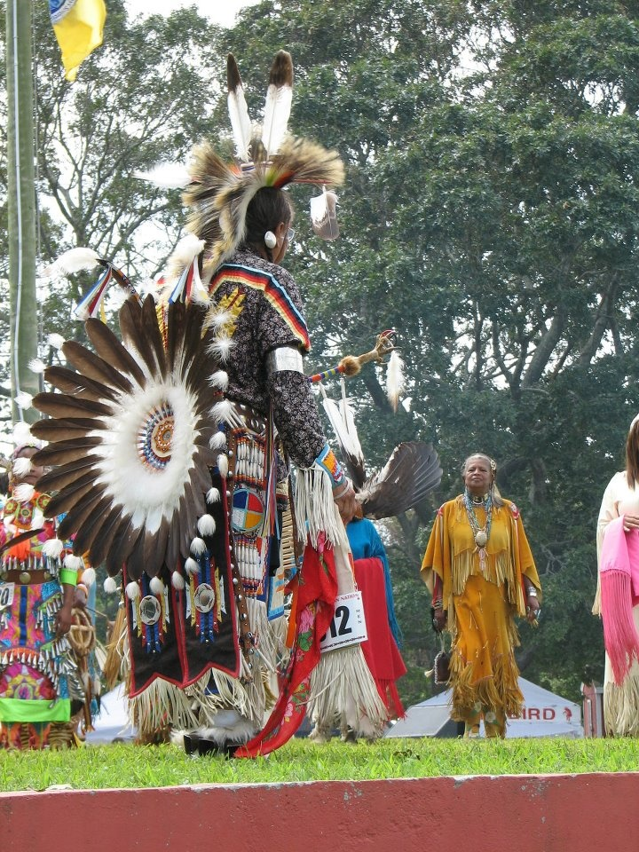 Shinnecock Pow Wow, Shinnecock Indian Nation Reservation, Southhampton, Long Island, NY 2012 Photo by Linda S Geiger ©