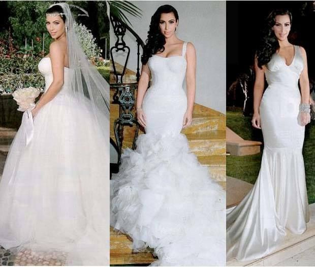 Exclusive Kim Kanye S First Photos As A Married Couple Kim Kardashian Wedding Dress Kardashian Wedding Celebrity Wedding Dresses
