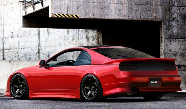 Nissan 300ZX Anton by antongj.deviantart.com on @DeviantArt