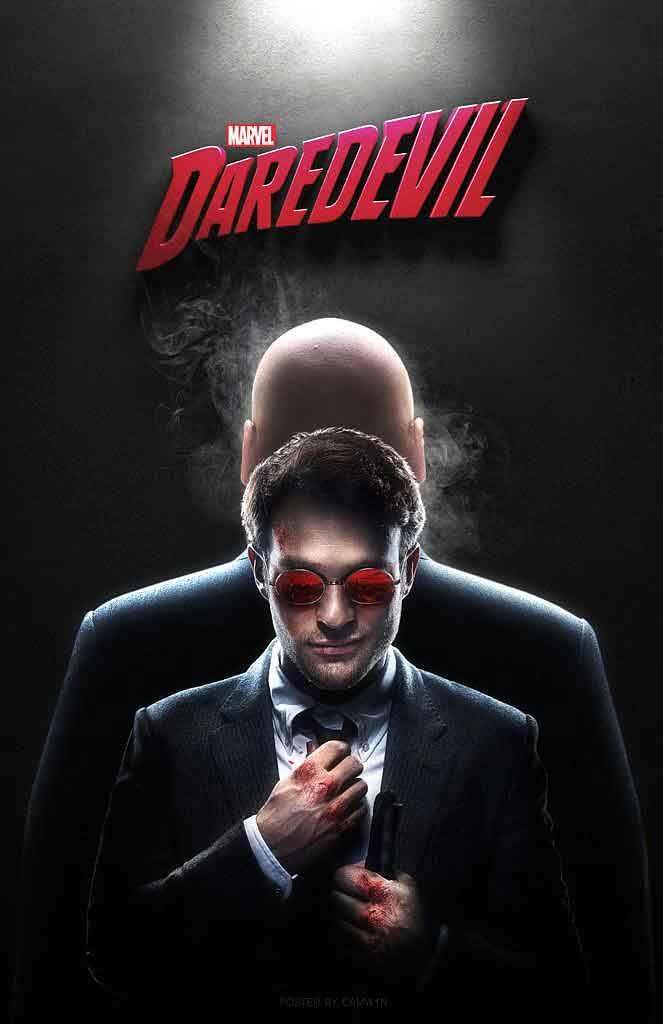 Marvel's Daredevil ou Daredevil sur Netflix, la bande annonce en VF de la saison 1 avec Charlie Cox, Vincent D'Onofrio, Deborah Ann Woll, Rosario Dawson
