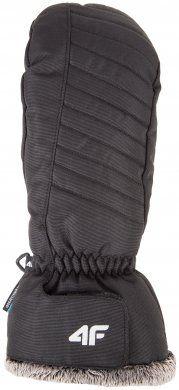 Rękawiczki narciarskie damskie RED003 - czarny