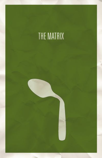 Minimal Movie Posters Are All The Rage These Days