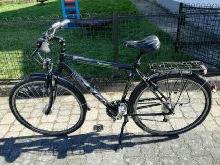 Herren Trekking Fahrrad Marke Cyco 28 Zoll
