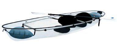 Amazon.com: Clear Blue Hawaii® Molokini 2 - Person Kayak: Sports & Outdoors