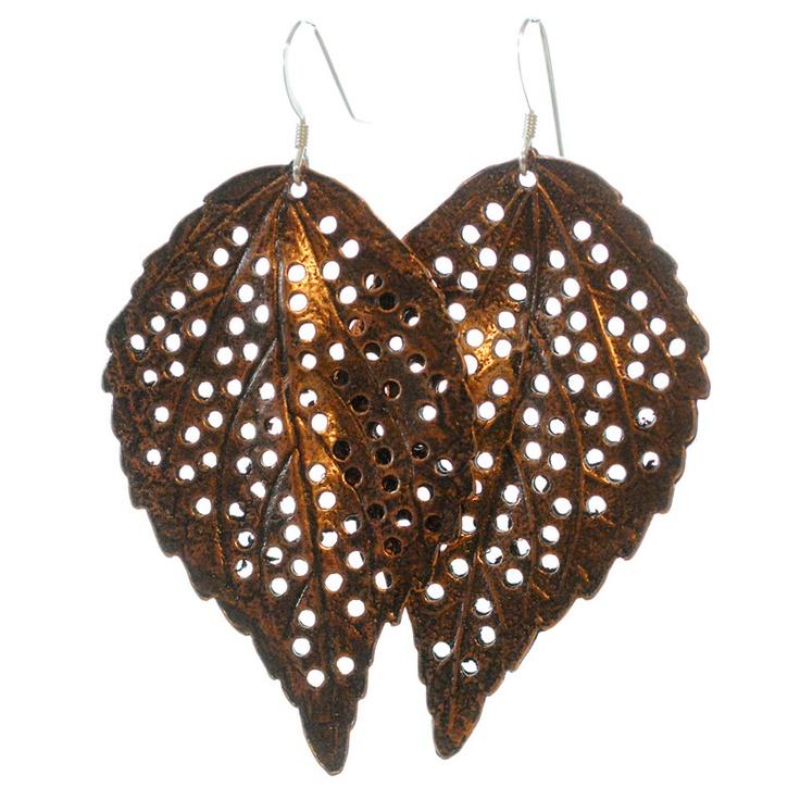 Eliana Earrings: Fashion, Style, Earrings Copper, Clothes, Eliana Earrings, Jewelry, Accessories, Products, Earrings Catherine Nicole