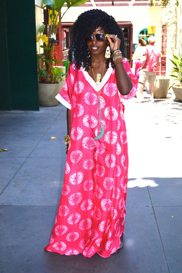 Style Pantry | Calypso St. Barth Kaftan + Birthday Boy