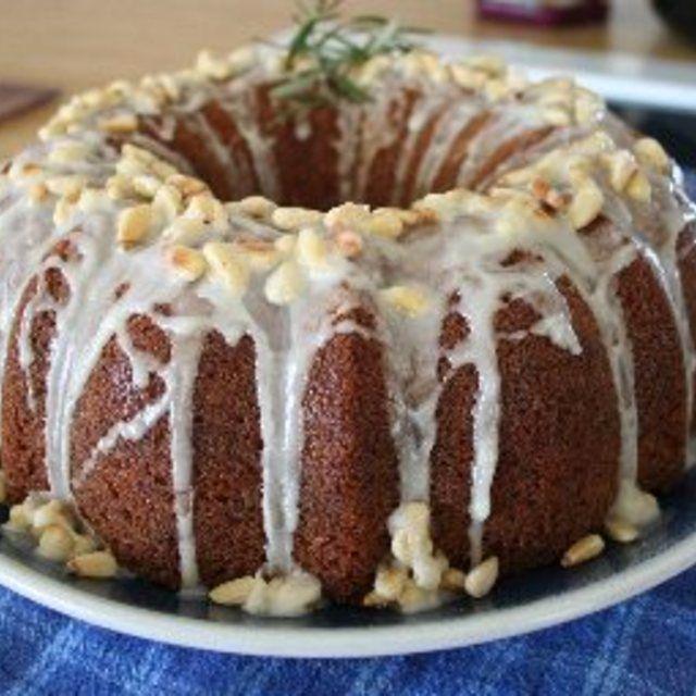 Citrus Breakfast Cake