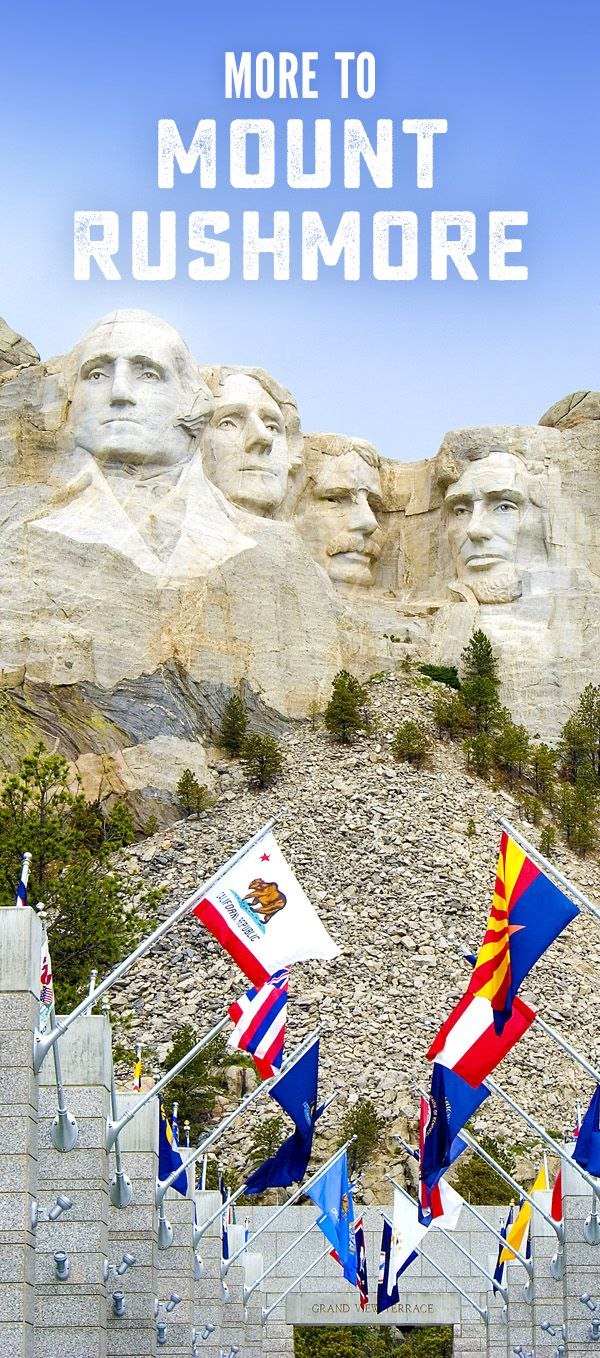 There's more to Mount Rushmore than just the stone faces. See how you can spend the day at the Shrine of Democracy.