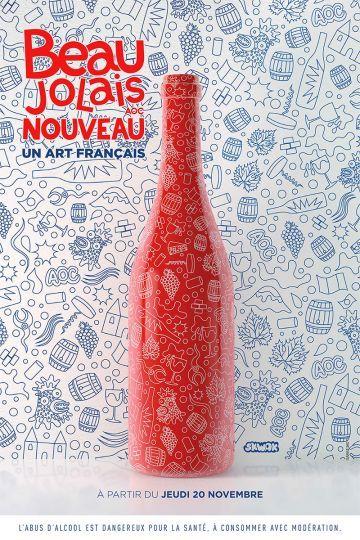 El Conde. fr: Le Beaujolais nouveau est arrivé!