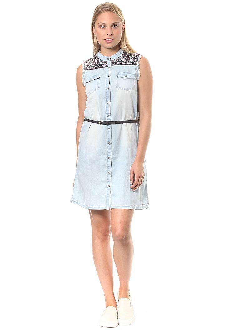 Pepe Jeans Lulus Kleid für Damen #Frauenmode #Fashion #Bekleidung #Mode #Damen #Kleider