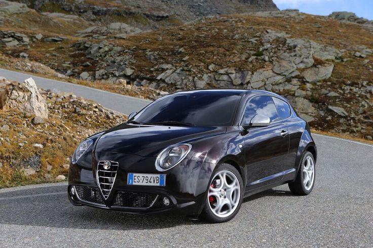 Wszystko, czego potrzeba, aby doświadczyć prawdziwej przyjemności z jazdy! #AlfaRomeo #MiTo