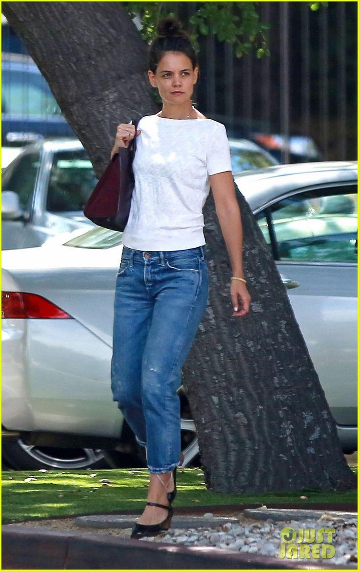 Katie Holmes sa teší slnečnej Kalifornie počasie