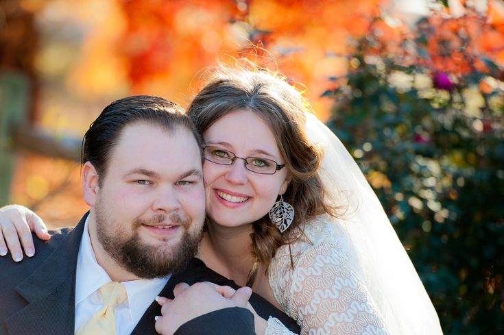 Fall Wedding, Leaves, Color, Season Changing, Columbus, OH