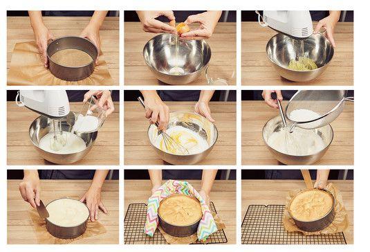 """A piskóta (vagy cukrász nyelven """"felvert tészta"""") az egyik leggyakrabban használt tésztatípus a"""