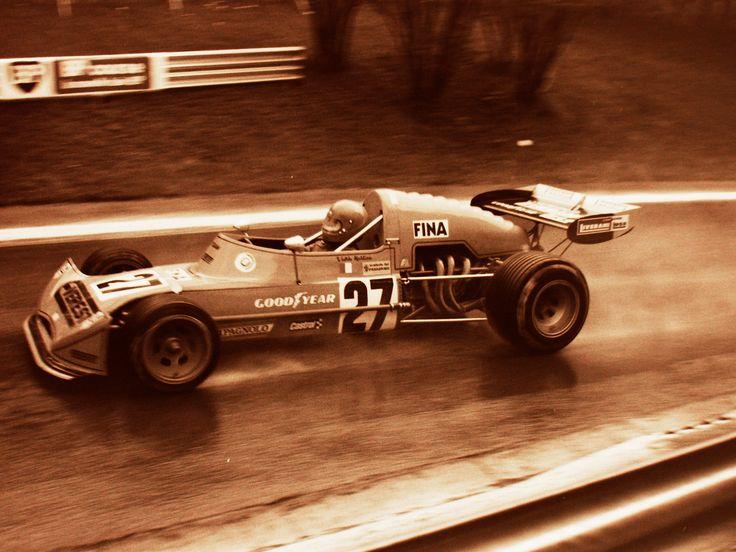 Giancarlo Martini - March 742 BMW - Trivellato Racing Team - XXXIV Grand Prix Automobile de Pau 1974