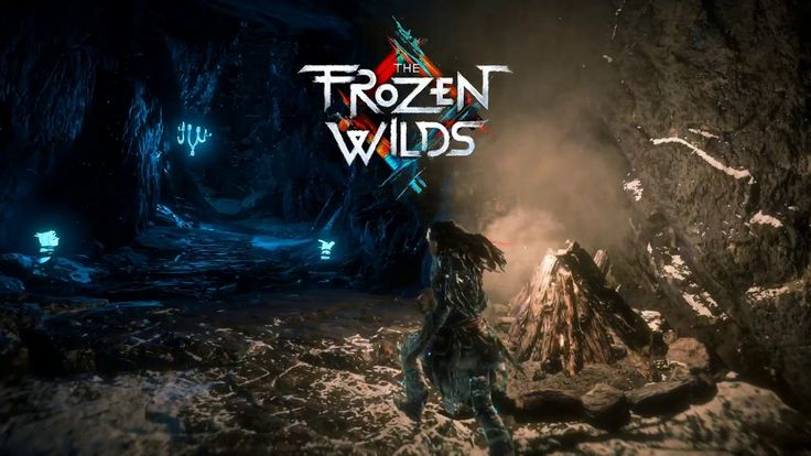First Hour of gameplay for PS4: Horizon Zero Dawn: The Frozen Wilds