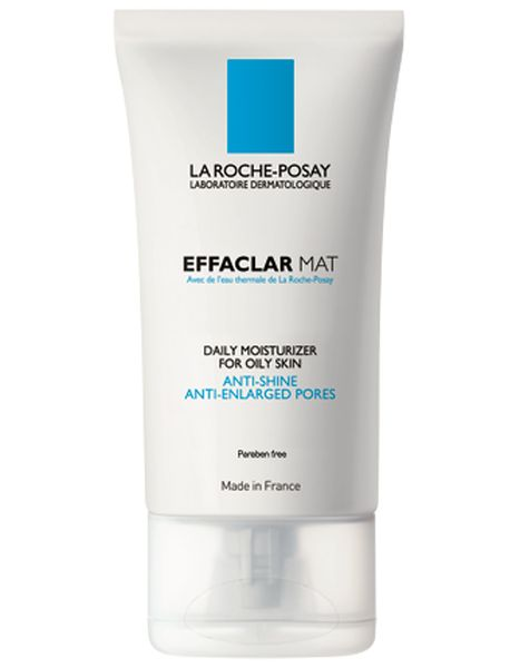 EFFACLAR MAT a sebo-regulating moisturiser which combats shine and enlarged pores