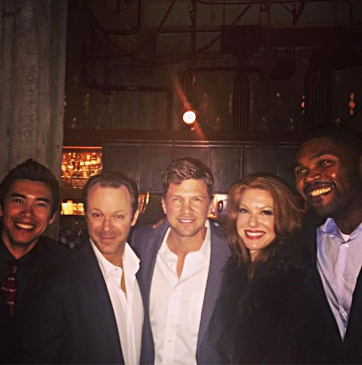PJ Marshall, Marc Blucas, Andrea Frankle, Theo Crane at the premiere of Underground