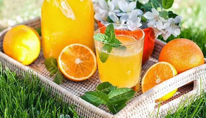 Домашние безалкогольные газированные напитки. Рецепты