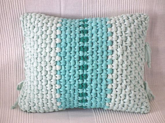 Decorative Crochet Pillow Cover   Decorative by LoopingHome