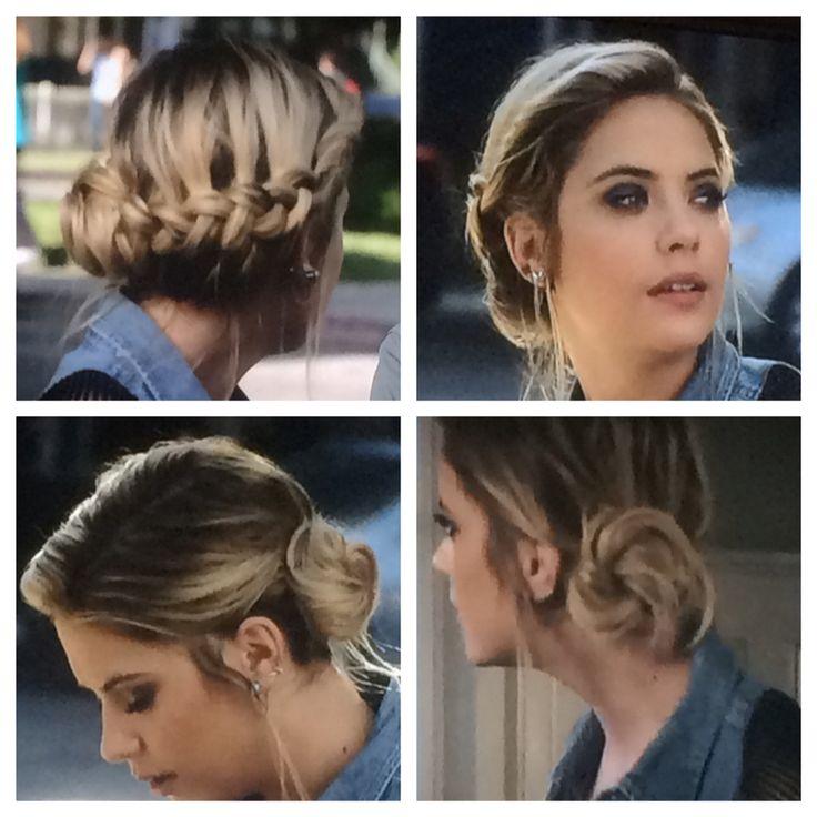 PLL hairstyles - Hanna