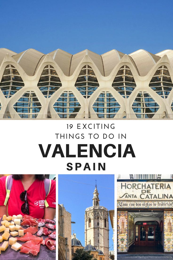 19 Exciting Things to do in Valencia
