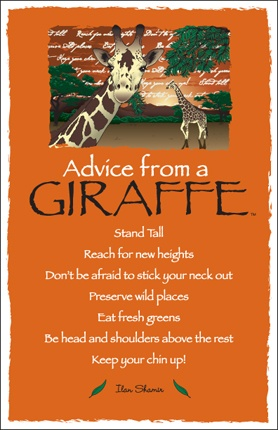 Spirit Totem Animals: #Advice from a #Giraffe. Spirit Animal, Advice From Animal, Animal Spirit, Art Postcards, Spirit G...