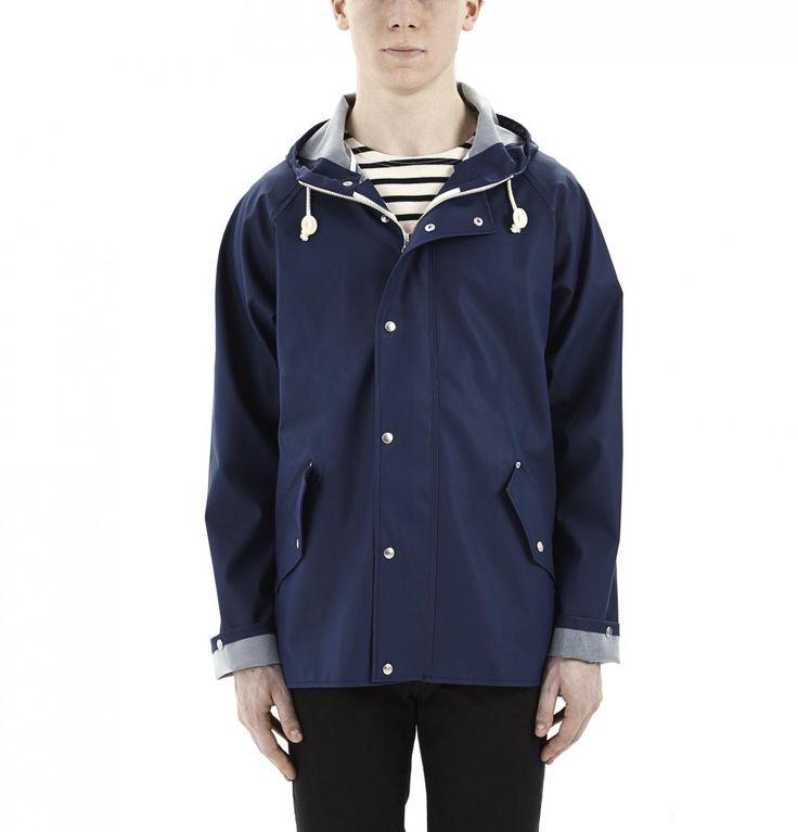 Blue Elka Classic Jacket