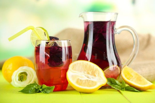 Лучшие прохладительные напитки в жару — Полезные советы