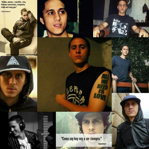 Wallpaper Collage Canserbero