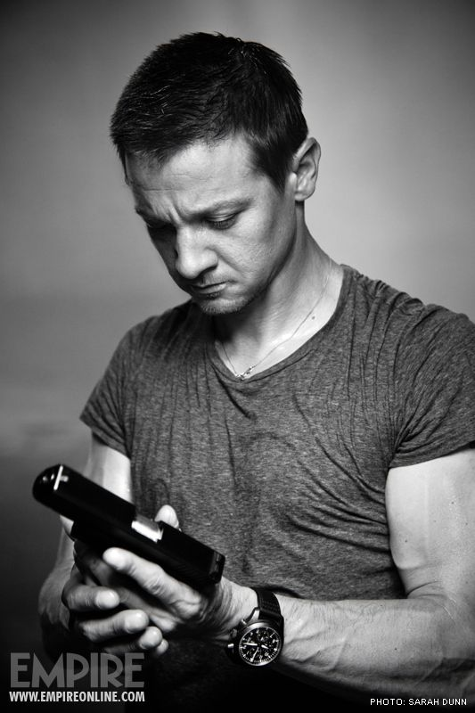 Gorgeous10 | A Buff Jeremy Renner Broods on the Cover of Empire