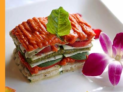 restaurante vegetariano madrid