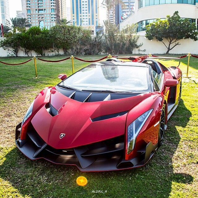 Lamborghini Veneno Roadster                                                                                                                                                                                 Mais