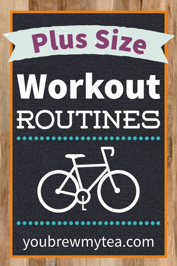 Plus Size Workout Routines