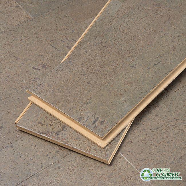 34 best new flooring images on pinterest floating floor for Laminate flooring cork