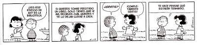 Historias de papel...  y más: Bibliotecas en viñetas.. o cómo empezar un lunes d...