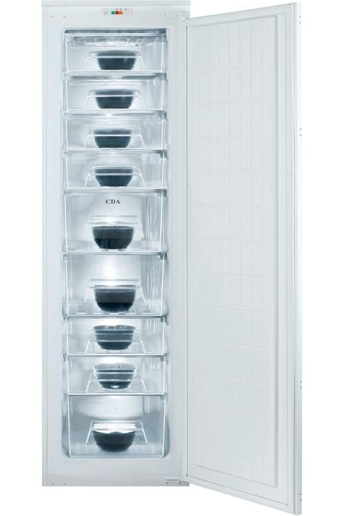 £399.99  CDA - CDA FW881 Extra Tall In-column Integrated Freezer BLEMISHED - All Your Appliances from Secondtek Ltd