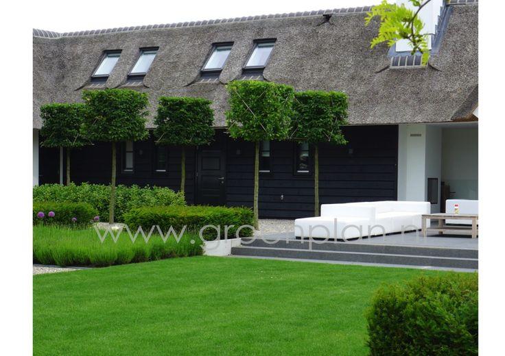 Deco moderne tuin maison design navsop