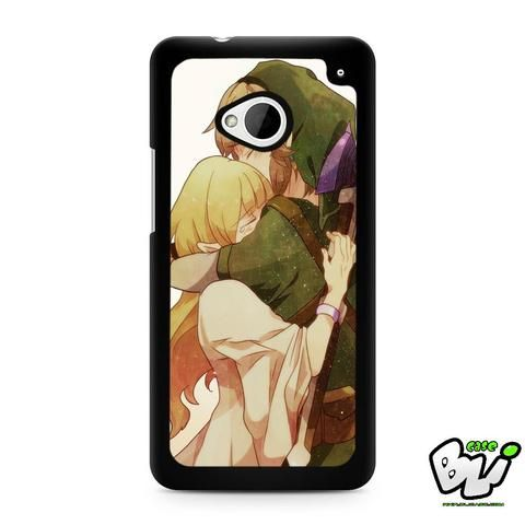 Zelda And Link HTC G21,HTC ONE X,HTC ONE S,HTC M7,M8,M8 Mini,M9,M9 Plus,HTC Desire Case