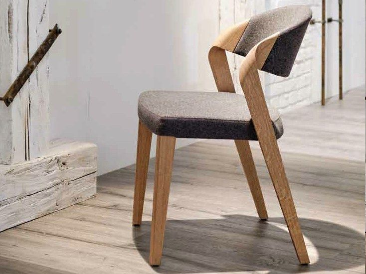 sedia impilabile in legno spin chair collezione v alpin by. Black Bedroom Furniture Sets. Home Design Ideas