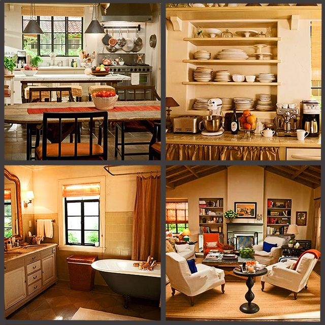 """Beautiful Interiors Of Homes: """"it's Complicated"""" House"""