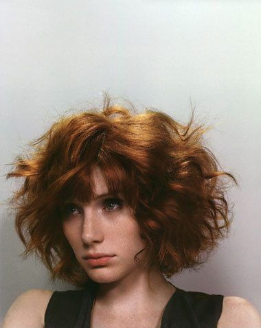 Bryce Dallas Howard  I'm pretty sure my hair can do that.